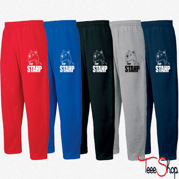 Doge Stahp Sweatpants