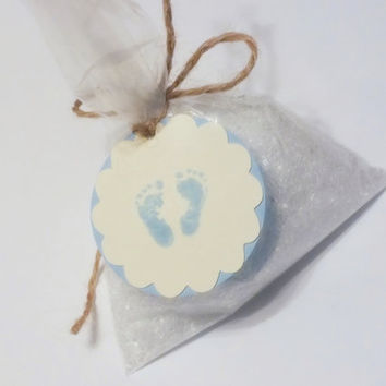 Baby Shower Bath Salt Favors (10) 2 oz