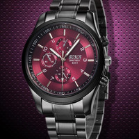 Steel Wrist Men's Watches