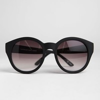 Paparazzi Matte Sunglasses By MINKPINK | Threadsence