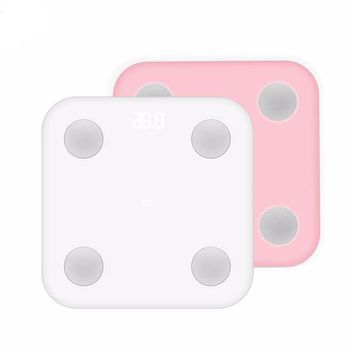 Fat Scale LED Display Big Feet Pad Weight Loss Scale