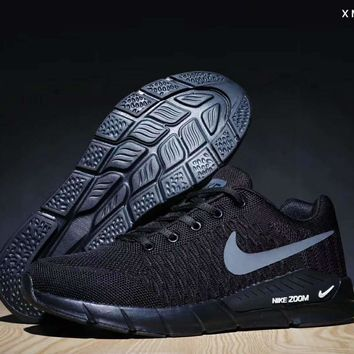 Nike LUNARGLIDE 16 tide brand fashion moon fly line running shoes F-SSRS-CJZX