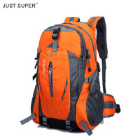 High Quality Waterproof Women&Men Travel Backpack Outdoor Mountain Camping Nylon Mochilas Fashion Climbing Hiking Rucksack