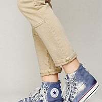 Converse  Skull Studded High Tops at Free People Clothing Boutique