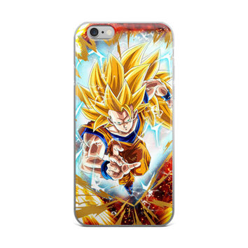 Super Saiyan Goku Dragon Ball Z iPhone 6/6s 6 Plus/6s Plus Case