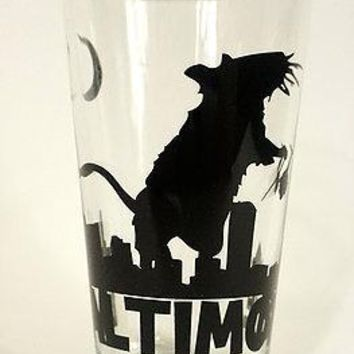 Ratzilla / Pint Glass