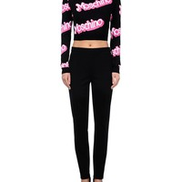 Moschino Women Long Sleeve Jumper | Moschino.com