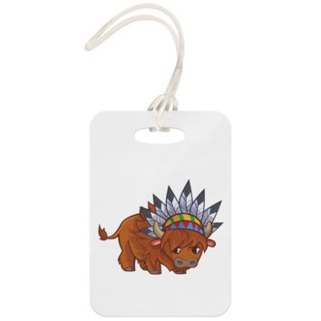 Buffalo - Luggage Tag