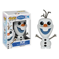 DISNEY FROZEN OLAF THE SNOWMAN POP! VINY