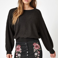 Kendall and Kylie Long Sleeve Pullover Sweater at PacSun.com