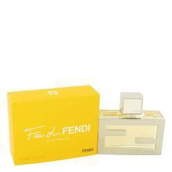 Fan Di Fendi Eau De Toilette Spray By Fendi