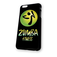 zumba fitness iPhone 6 case