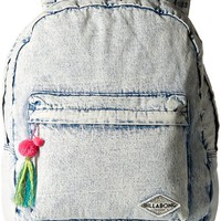Junior's Sandy Trails Washed Denim Backpack