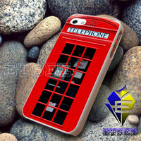 London Public Phone Booth For iPhone Case Samsung Galaxy Case Ipad Case Ipod Case