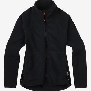 Burton Lira Full-Zip Fleece | Burton Snowboards Fall 16