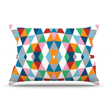 "Project M ""Geometric"" Pillow Case"