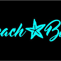 Beach Bum decal Beach Bum car decal Beach Bum vinyl decal Custom vinyl decal Beach Bum car window decal