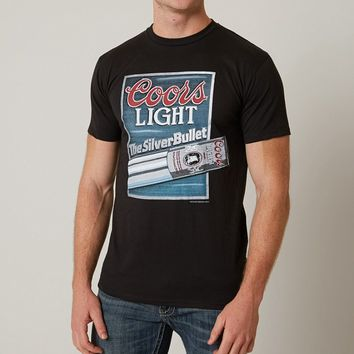 COORS LIGHT SILVER BULLET T-SHIRT