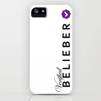 Verified Belieber iPhone Case by BieberGift | Society6