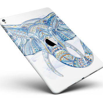 "Geometric Sacred Elephant Full Body Skin for the iPad Pro (12.9"" or 9.7"" available)"