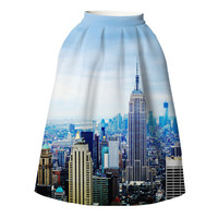City House Vintage Swing Skirt