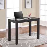 Altra Furniture Parsons Desk with Drawer for Home Office