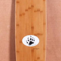 "Barfoot 44"" Nose Rider Bamboo Longboard Complete"