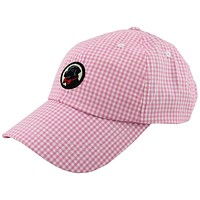 Frat Hat in Pink Gingham by Southern Proper