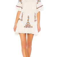 Free People Pavlo Dress in Ivory | REVOLVE