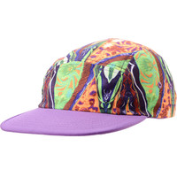 Chuck Originals Cosby Purple Camper 5 Panel Hat