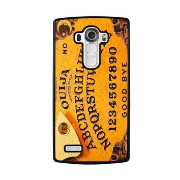ouija board lg g4 case cover  number 2