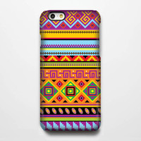 Native Ethnic Stripes iPhone 6 Plus 6 5S 5C 5 4 Protective Case#105