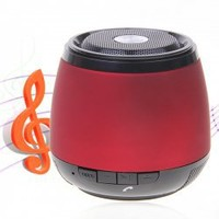 Fasion Design T11 Bluetooth Wireless Speaker for iPhone 5/4/4S/iPad/Mobile Phone/Laptop/Tablet PC/MP3, MP4, MP5/TF Card