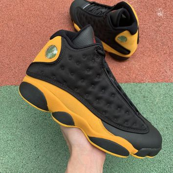 Air Jordan 13 Retro Black/Yellow