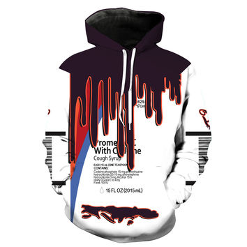 Promethazine With Codeine Cough Syrup Hoodie