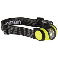 Headlamp - CHT 15 3AAA, Green-Black