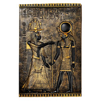 Park Avenue Collection Horus Egyptian Temple Stele Plaque
