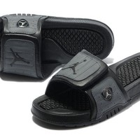 Nike Jordan Trending Women Men Casual Sandals Slipper Shoes I