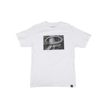 HIGHWAYS TEE - WHITE