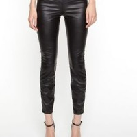 Vegan Leather Jeans by Blank NYC Online | THE ICONIC | Australia