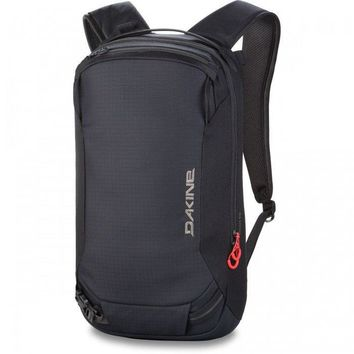 Dakine Poacher 14L Black Backpack
