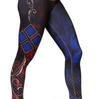 NB Leggings Limited Edition Harley Quinn Large
