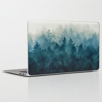 The Heart Of My Heart // So Far From Home Edit Laptop & iPad Skin by Tordis Kayma