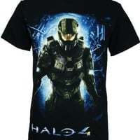 Halo 4 Master Chief Mens Tee