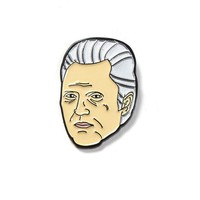 Christopher Walken Pin