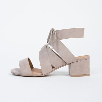 Twist and Tied Sandals