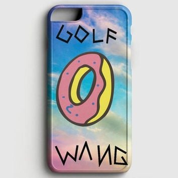 Golf Wang Ofwgkta Odd Future Create Taylor iPhone 6/6S Case