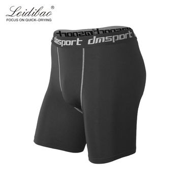 Man Tight Shots   sweat jogger workout running gym soccer athletic jogger dry fit running  football jerseys  sport  for running