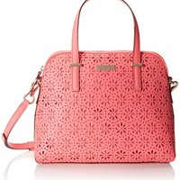kate spade new york Cedar Street Perforated Maise Cross Body Bag,Surprise Coral,One Size