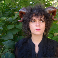Succubus Twisted Horns - Black and Brown